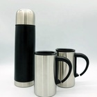 Gift Gift Sets Christmas Promotion Gift Set For Business Stainless Steel Coffee Cup Mug 1 Thermos Water Bottle 500ml