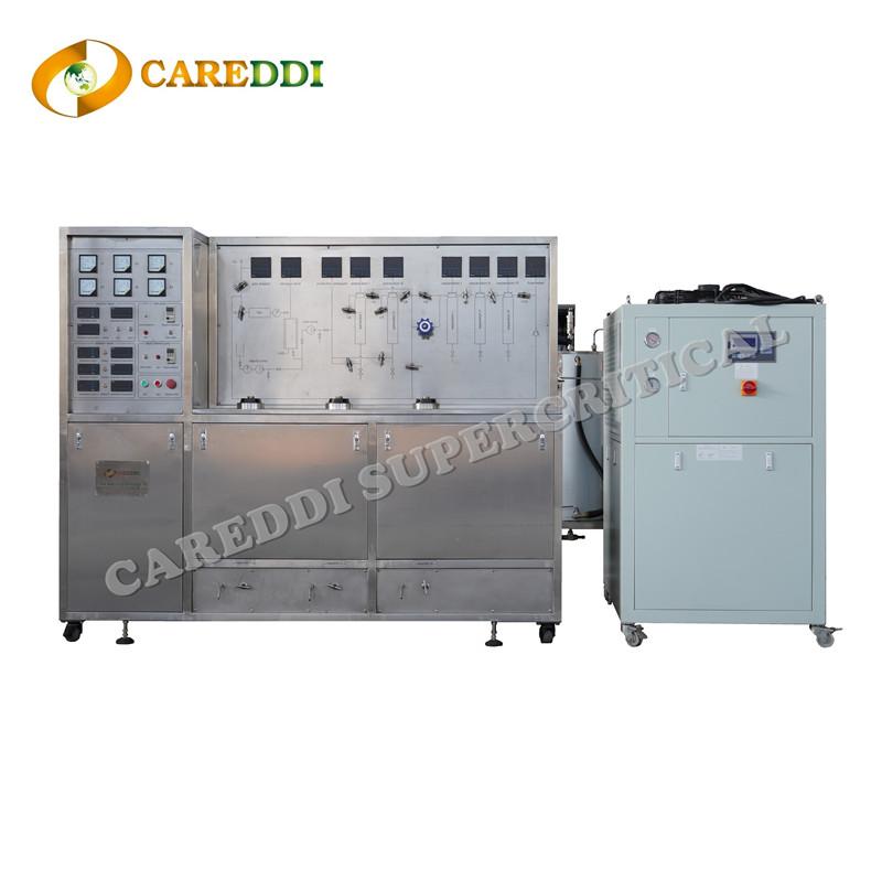 Небольшой размер 20 л (10 л + 10 л) Сверхкритическая машина для экстракции CO2 оборудование для экстракции конопляного масла