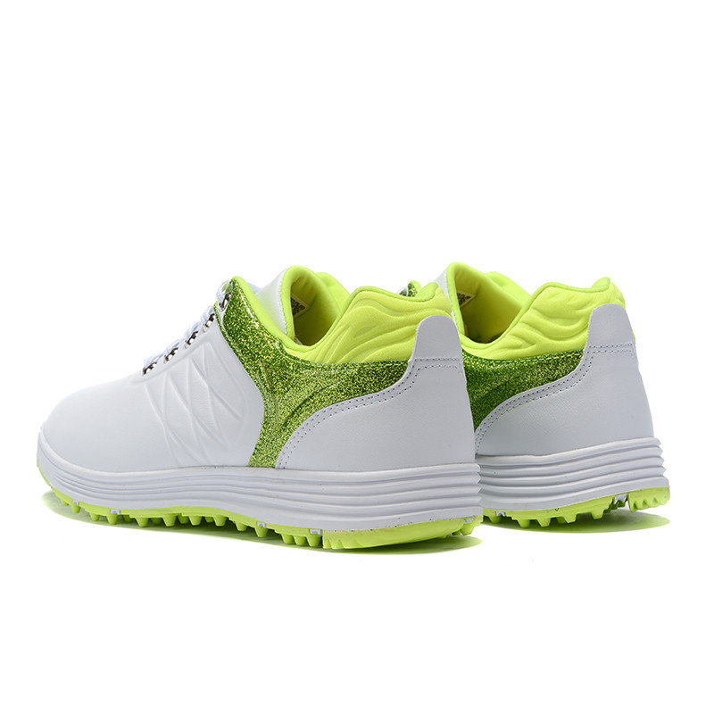 Новинка 2019, Мужская Профессиональная водонепроницаемая обувь для гольфа без спицов/нескользящая износостойкая дышащая Спортивная обувь для гольфа
