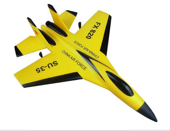2,4 г бесщеточный трюк 6-осевой Радио пульт дистанционного управления air rc самолет
