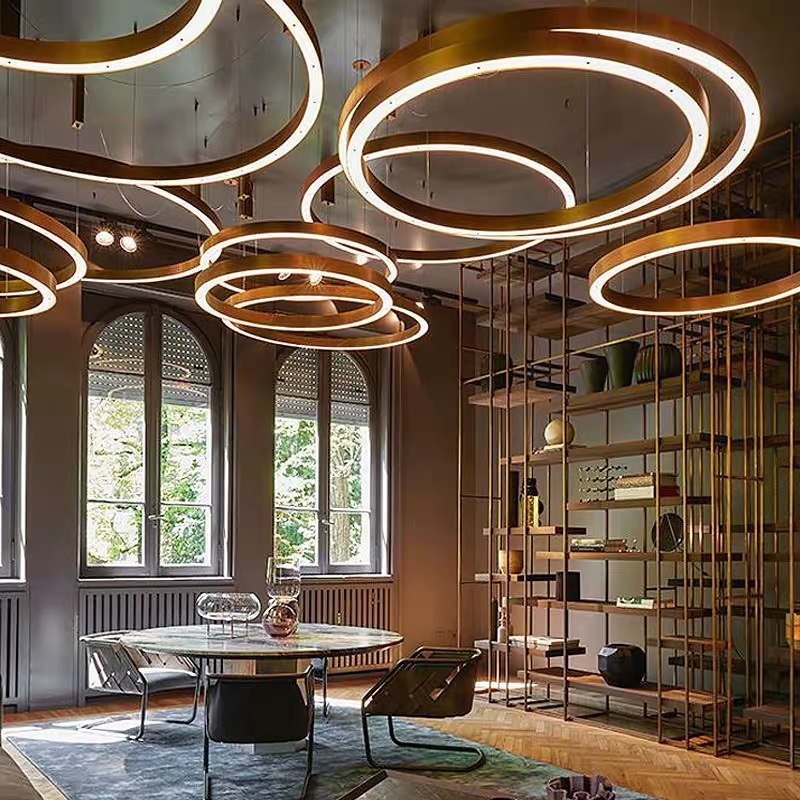 Acrylic Ceiling Lights Rose Gold Light Frame Home Decorative Lighting Fixtures Oval Led Lustre Lamp For Living Room Buy Victorian Style Pendant Light Office Pendant Light Modern Gold Pendant Light Product On Alibaba Com