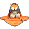 bamboo hooded towel fox design