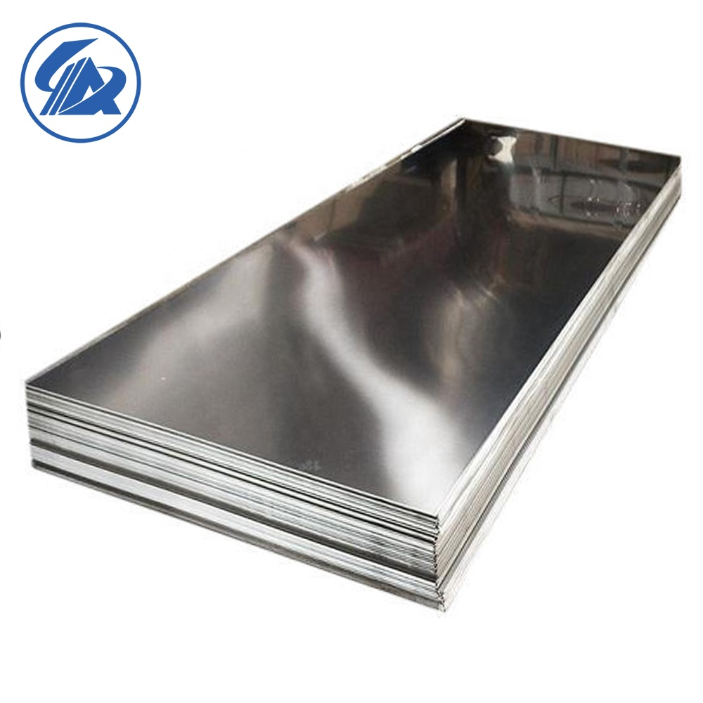 AIYIA 0.1mm~50mm Factory ASTM JIS SUS 201 202 301 304 304l 316 316l 310 410 430 Stainless Steel Sheet/Plate/Coil/Roll