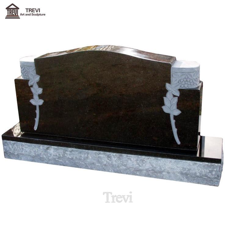 Уникальный дизайн, вырезанный вручную гранитный надгробный камень
