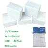 """Square 1 1/2"""" cotton"""