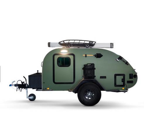 Camping remorque de Bruder EXP