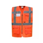 Vest Vest 2021 Custom Made Police Reflective Vest With Comfortable To Wear