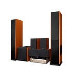Vofull 2020 Factory Price 5.1 Dvd Player Home Theatre Speaker System with Bt/usb input
