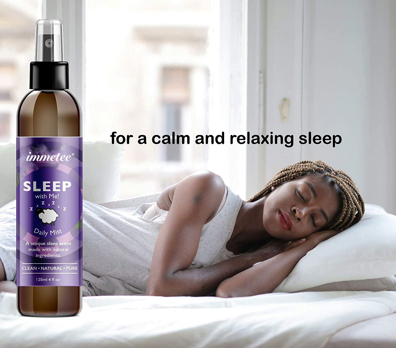 Оптовая продажа, OEM, натуральный органический спрей для быстрого сна, подушка, лаванда, хлороформ, спрей для сна
