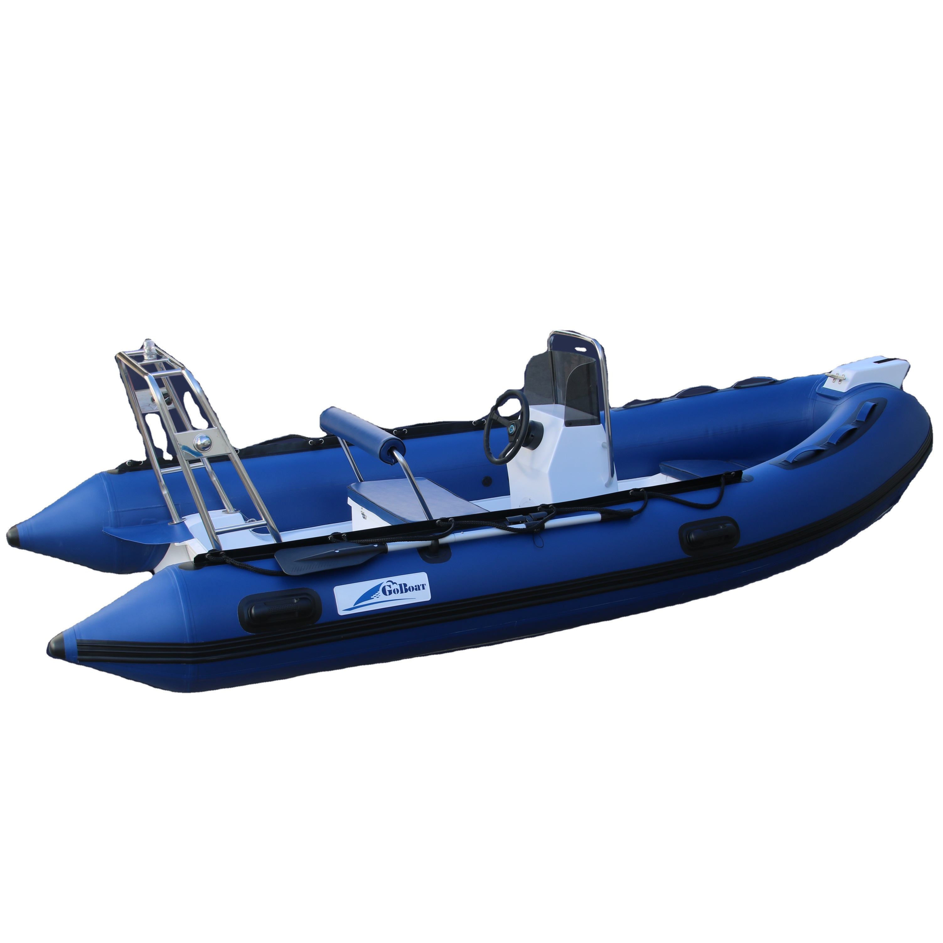 RIB430B Goethe Factory Direct Sale 6 Person Center Console Fishing Boat
