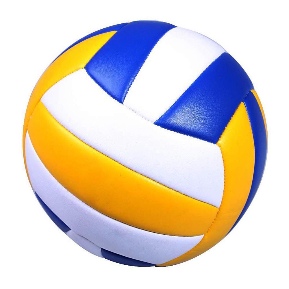Высокое качество оптовая продажа pu индивидуальные Золотой Кубок регулярные волейбол