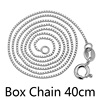 Box chain 40CM