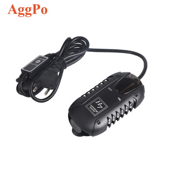 15W 50W 100W Submersible Digital Display Mini Aquarium Heater, Pet Water Heating Thermostat with Controller, Fish Tank Heater