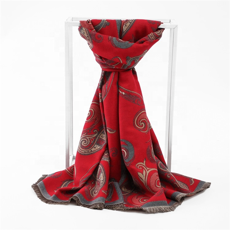 Hot Selling High Quality Multiple Colour Winter Women Shawl Scarf With With Short Tassel