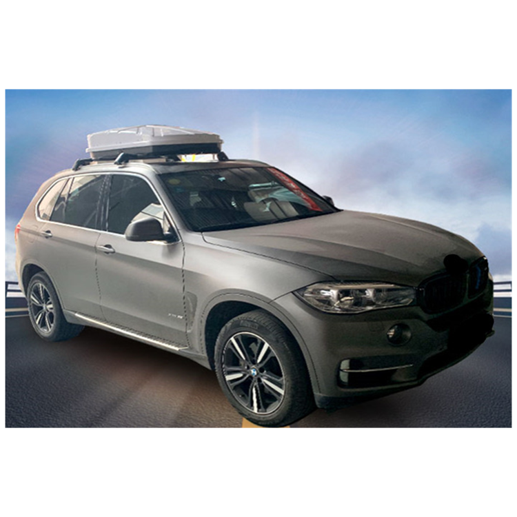 420L High Capacity modification outside car roof box black and white roof rack cargo box journeys car roof travel box