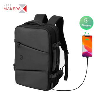 Teenager Man Student Backpack School Travel Suit Daily Business Backpack Bag Laptop Backpack