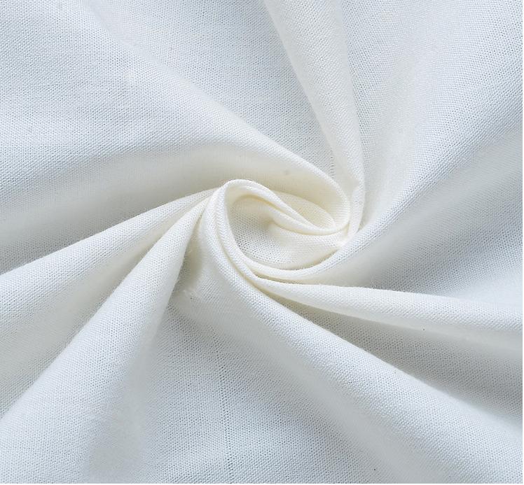 t/c 65/35 45*45 110*76 woven 65% polyester 35% cotton poplin greige fabric