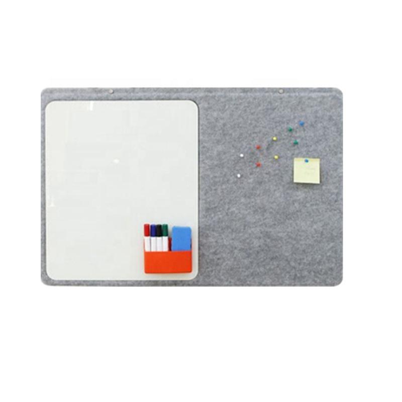 Combine Board of Magnetic Glass Push Pin Board - Yola WhiteBoard   szyola.net