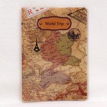 Новинка, Красивые Держатели для паспорта, для мужчин/wo, для путешествий, Обложка для паспорта, сумка, ПВХ кожа, 3D дизайн, Обложка на паспорт дл...(Китай)