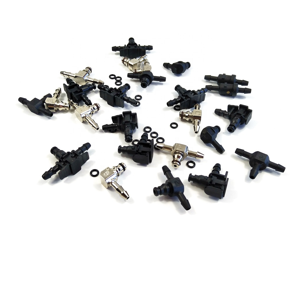 Fuel Injection Fuel Injectors & Parts Fuel Injector Return Rail ...