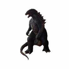 Наклейки на лобовое стекло автомобиля Godzilla Defo, настоящая статуя мотоцикла, автомобильные аксессуары, водонепроницаемые виниловые наклейки...(Китай)