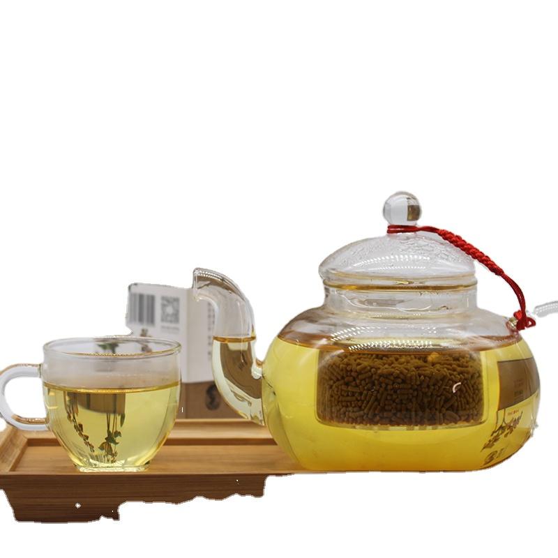 Organic Roasted Barley Tea for Tin Private Label Buckwheat Tea Slimming - 4uTea | 4uTea.com