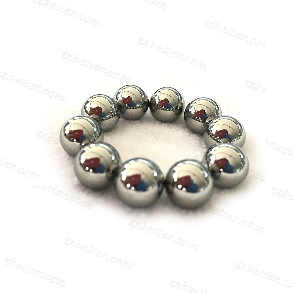 2mm 2.38mm 2.5mm G10 TC ball tungsten carbide ball for sale
