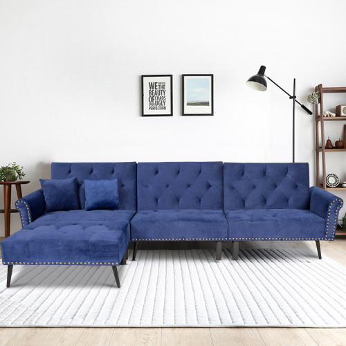 Revive Contemporary Modern Fabric Upholstered Loveseat Sofa Living Room Furniture In Navy Blue Free Shipping Buy Modern Sectional Sofa Sectional Sofa Living Room Furniture Sofa Chair Furniture Living Room Sofa Set Living