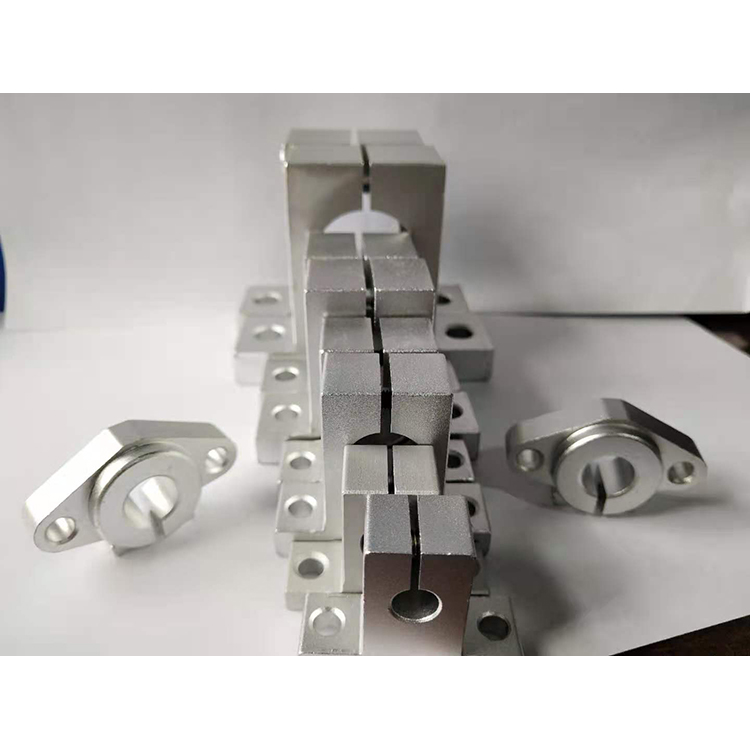 Hot selling Linear shaft end support casting rail Linear Shaft