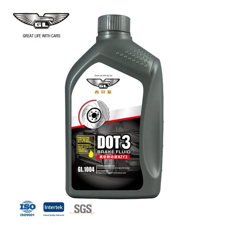 Тормозная Жидкость dot-3, 354 мл, производитель тормозной жидкости
