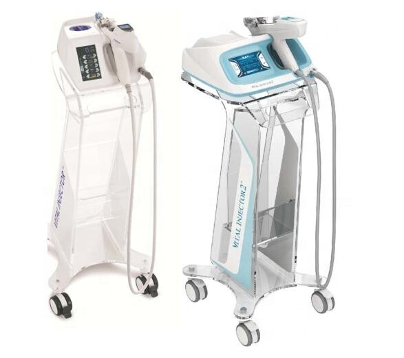 Newly Launched Multi Needles Korea Vital Injector 1 2 3 Anti Wrinkle Mesogun Water Mesotherapy Injection Gun