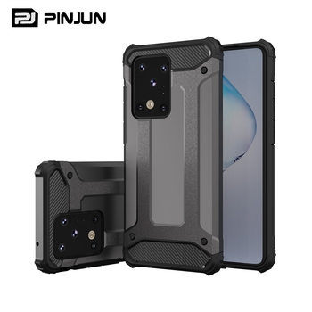 For Samsung Galaxy S20 Plus Ultra Case Cover 2 in 1 Hybrid Shockproof Rugged Impact Armor Mobile Phone Cases