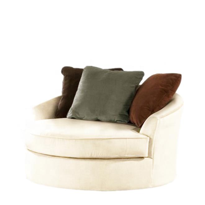 15 New Design Modern Style Round Sofa Bedroom Sofa Furniture