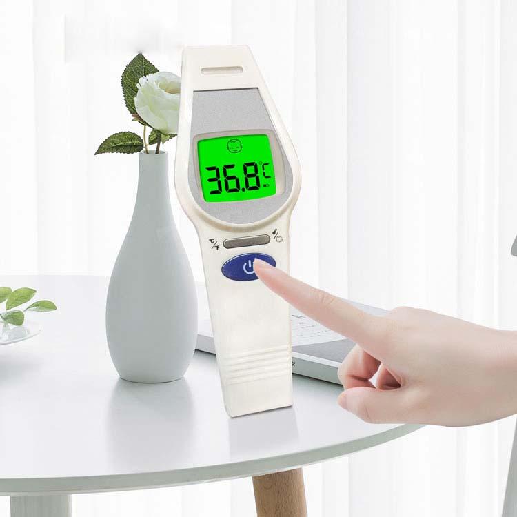 Здоровый производителем медицинской Бесконтактный цифровой инфракрасный термометр для лба