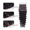 4*4 deep wave lace closure