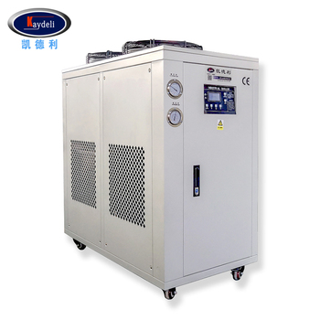 5hp 15.2kw cooling capacity CE standard high efficient hot sale product industrial air cooled mini water chiller