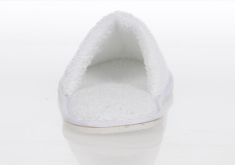 Фабричные высококачественные пользовательские спальные дорожные одноразовые махровые женские мужские моющиеся Тапочки для отеля