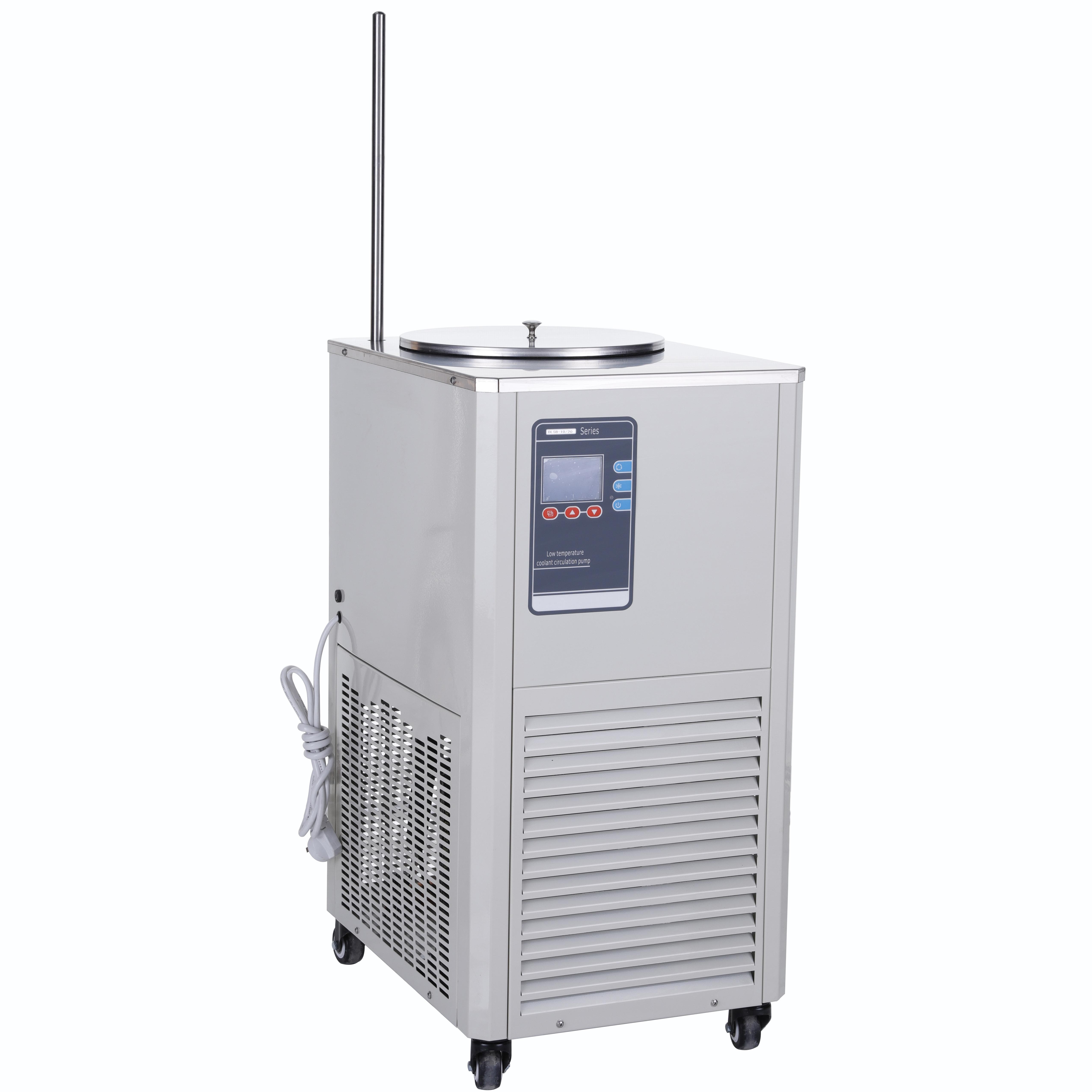 CE Industrial 30Liter Bath -30 Degree To Room Temperature Low Temperature Air Cooled Recirculating Chiller Price