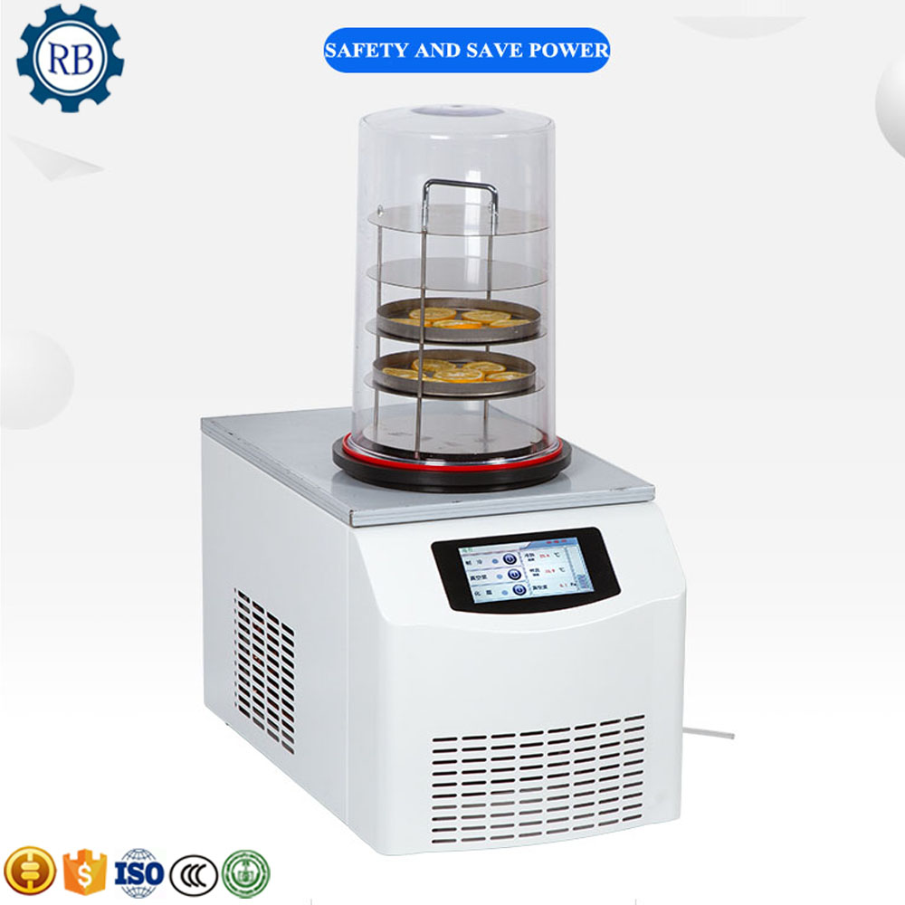 Vacuum freeze drying machine dryer/lyophilizer price in /freeze drying equipment for sale