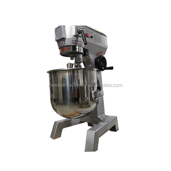 Automatic 50L egg bearnaise beater planetary cake mixer and food mixer