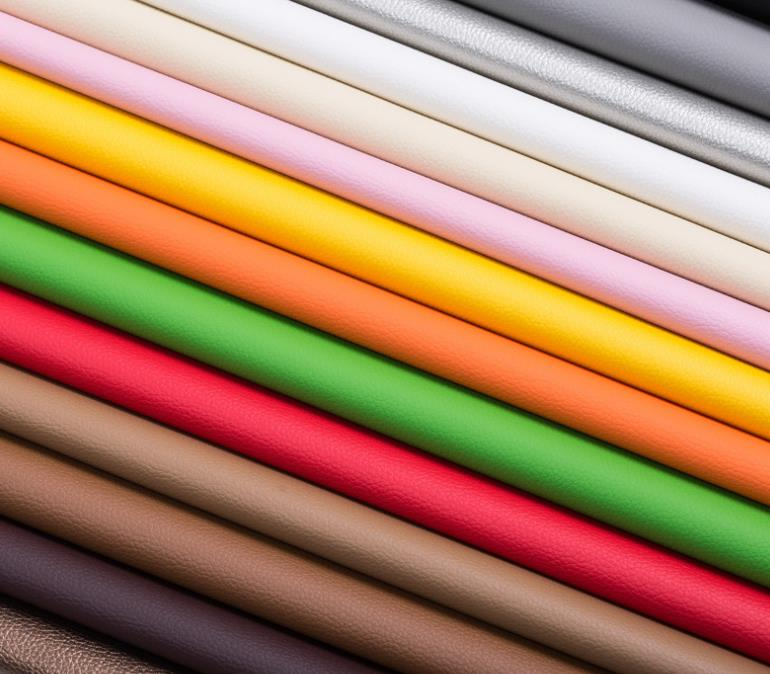 Superior quality low price artificial pu pvc leather for notebook covers sofa fabric