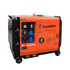 Generator 2021 HOT SALE Super Silent Generator With OHV Type Gasoline Engine 6.5KW