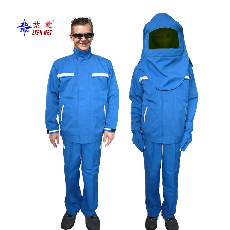 2020 high quality Anti-power and Antiflaming Fabrics Electric Arc Clothing - KingCare | KingCare.net