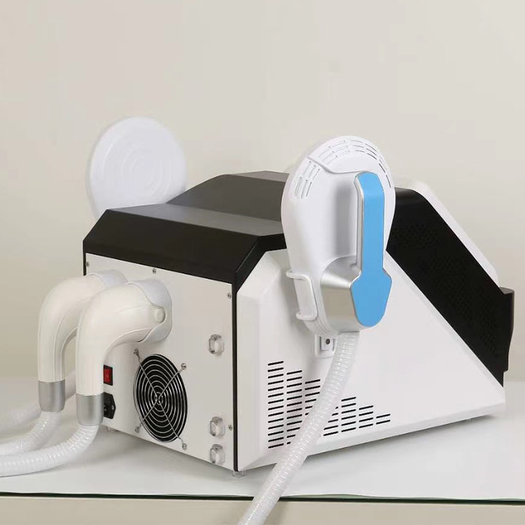 Portable ems body electromagnetic Build Muscle Body slimming Machine