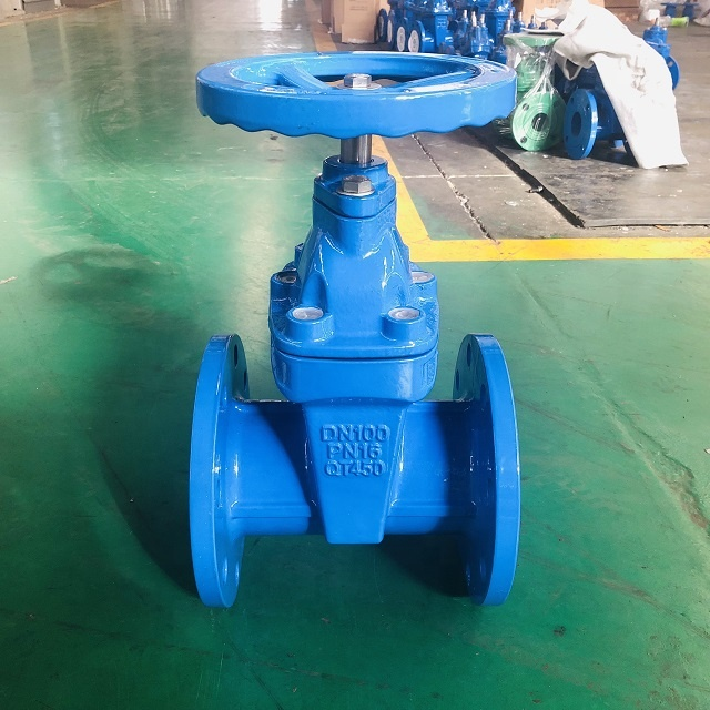 Best selling made in China BS5163 water meter gate valve with wholesale price