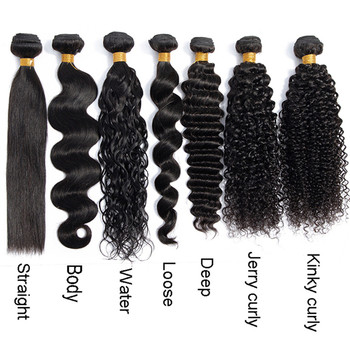 100% raw virgin brazilian human hair wave , remy brazilian human hair bundles , loose Deep curly body wave virgin hair