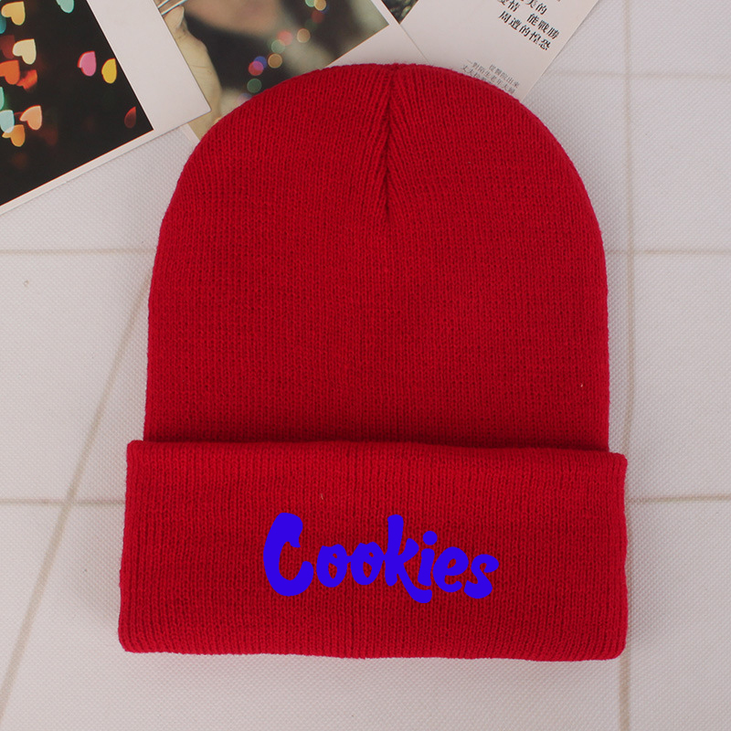 Blank beanie / custom embroidery hat / Knitted beanie hat with fashion embroidery