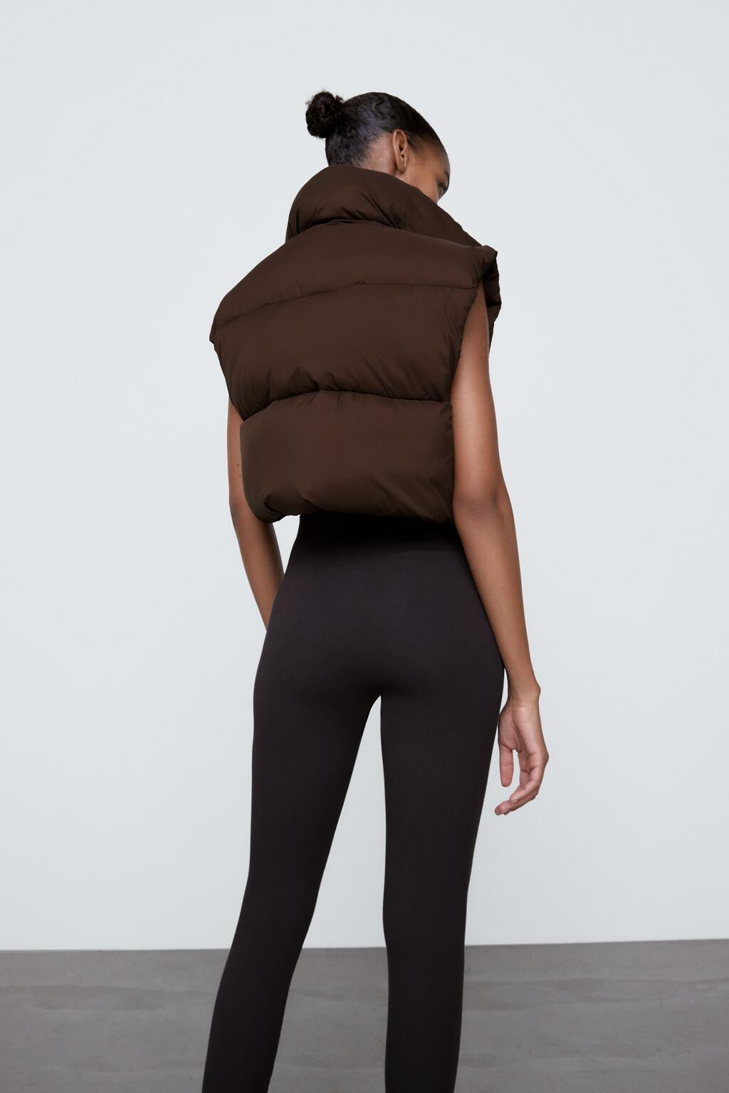 2021s новейший дизайн, Лидер продаж, женский зимний жилет из искусственного пуха, стеганая Женская куртка-пуховик