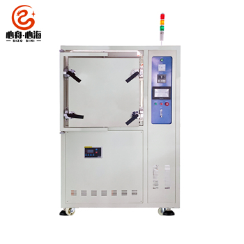 VSF-1 High temperature 1200 degree Electric vacuum oven/Negative pressure drying chamber