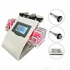 Vacuum Cavitation RF face lift body cellulite weight reduction 40k ultrasound slimming machine